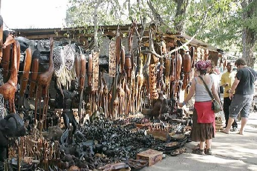 Zambia African Art Safari